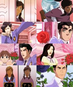 So... The Legend of Korra/ Ouran High School Host Club? EPIC, I SAY! EPIC!        AU MEME→ LEGEND OF KORRA + OURAN HIGH SCHOOL HOST CLUB→@NAUTICALAMITY  in which Korra is the new transfer student at Republic City High School, and has to hide her status as the Avatar to help pay off her debt to the host club