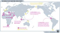 Mapping the Worlds Key Maritime Choke Points - Can I share this graphic? Yes. Visualizations are free to share and post in their original form across the webeven for publishers. Please link back to this page and attribute Visual Capitalist. When do I need a license? Licenses are required for some commercial uses translations or layout modifications. You can even whitelabel our visualizations. Explore your options. Interested in this piece? Click here to license this visualization. Use This Einstein, Strait Of Malacca, Figure Of Speech, Human Emotions, Great Lakes, Improve Yourself, World, Maps, Info Graphics