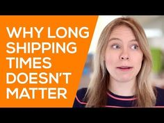 Why longshipping doesn't matter. Make More Money, Make Money From Home, Earn Money, Drop Shipping Business, Youtube, China, Times, Things To Sell, Dream Big