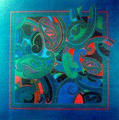 Sandy Adsett Maori Designs, New Zealand Art, Nz Art, Red Bone, Maori Art, Kiwiana, Blue Art, Beautiful Pictures, Culture