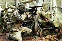 now that is scenario paintball! #paintball