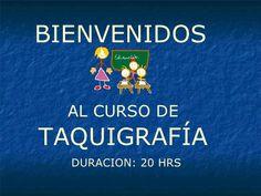 TAQUIGRAFIA PARA  ALUMNOS DE OTROS TALLERES EN TERCER GRADO