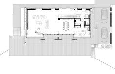 Casa de Veraneo en Lago Aluksnes / AB3D Ltd.