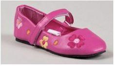 Toddler Ballet Shoes only $7, regular 30!