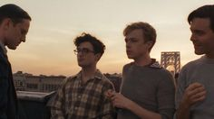 Kill your darlings: Daniel Radcliffe, Dane Dehaan