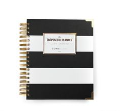 Academic Daily Purposeful Planner® CoCo Stripes