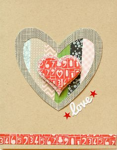 Card by Katie Ehmann using our SOCK HOP card kit