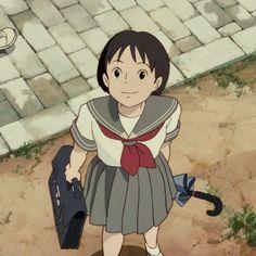Film D, Studio Ghibli Movies, Hayao Miyazaki, Totoro, Cute Pictures, Disney Characters, Fictional Characters, Whisper, Icons