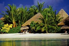 Hotel Le Meridien Bora Bora en Bora Bora, Polinesia