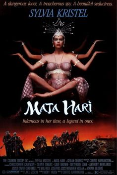 MATA HARI movie 1985.