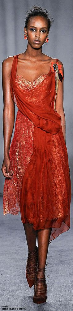 Marchesa Fall/Winter 2014-2015 | The House of Beccaria~