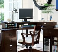 A perfect home office...