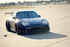 EeE Kurt • automotivated: Porsche 996 GT3 RSR. (by...