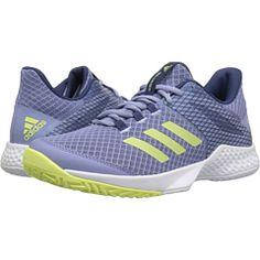 adidas Unisex Adizero Club Running Chaussure hi res Aqua Matte Argent