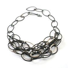 Lena necklace // shop.meganauman.com