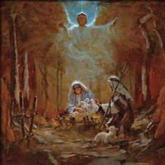 Brian Jekel The Nativity Unframed Canvas (stretched)   M17322 http://www.thecollectionshop.com/xq/ASP/Brian-Jekel-The-nativity-framed-canvas/S.M17322/A.57/qx/Limited_Edition_Art_Detail_Page.htm $0.00 #BrianJekel