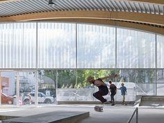 Gallery - Skaterhall / Herrmann + Bosch Architekten - 4