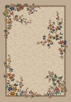 Tapete Floral, Floral Rugs, Carpet Design, Doll Furniture, Pattern Paper, Rugs On Carpet, Dollhouse Miniatures, Area Rugs, Retro
