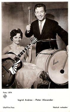 Ingrid Andree, Peter Alexander