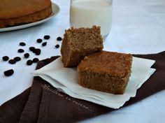 La torta al latte macchiato è una torta davvero semplice, è preparata senza l'aggiunta di uova e burro, quindi golosa e non pesante