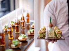 Inspiration: Casual Wedding Dining - Photography by Peter Callahan