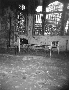 Beelitz-Heilstätten: Abandoned Hospital Complex near Berlin ...