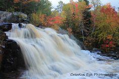 Duchesnay falls Waterfall, Fine Art, Outdoor, Outdoors, Waterfalls, Outdoor Games, Visual Arts, Outdoor Living