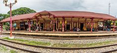 The Old Train Station Hua Hin by Jacky COSTI©- Photography on 500px