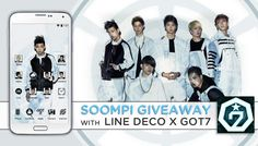 [Exclusive] Download GOT7 Mobile Theme + Win Autographed Album! | Soompi Come & Get It, Got7, Boy Groups, Music Videos, My Life, Album, Giveaways, Kdrama