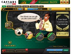 Caesars Casino & Slots ~ Ranked #8 ~ 05/2012