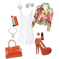 Cute, created by roz-harman on Polyvore