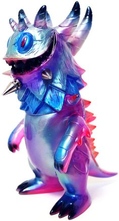 Best of Plastic Kaiju: Year 1 Name: Platform: RangeasArtist: Toybot StudiosManufacturer: IntheyellowMaterial: Vinyl