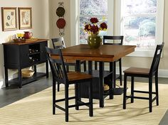 American Signature Dining Room Furniture By Casa Moda