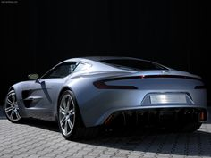 UGH...THIS is my next car. Aston Martin One-77. (I mean, in my next life...)