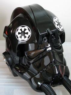 Star Wars: TIE Fighter Pilot Helmet