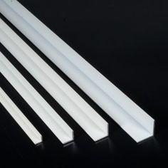 CANTONERA DE ALUMINIO BLANCO  #PerfildeAluminio #PerfildeAluminioBlanco #LProfiles #AluminiumLprofile Metal, Granite, Woodworking Ideas, Ideas, Aluminium Foil, Stair Nosing, Metals