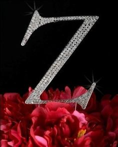 Unik Occasions Collection Crystal Rhinestone Wedding Cake Topper Large Letter Z Silver >>> Click image to review more details.-It is an affiliate link to Amazon.