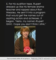 nerd facts | Harry Potter Facts You Never Knew | It's a Nerd thing