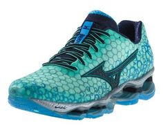 Womens Mizuno Wave Prophecy 3 Running Shoe at Road Runner Sports