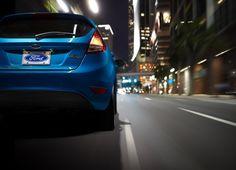 Ford Fiesta 2014 Titanium UHD Wallpaper from http://WallpaperEVO.com