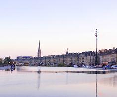 Jouer la touriste sur les quais de Bordeaux