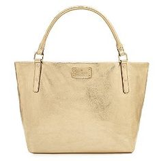 Kate Spade Flicker Sophie. I'm spoiled, what can I say.