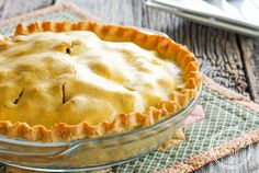 This Paleo Pie Crust, although grain-free, is still delicous and flaky. It's perfect for any pie or tart, whether sweet pies such as Lemon Meringue Pie or savory dinner pies such as Turkey Pot Pie or Quiche. I will admit, Gluten Free Vegetarian Recipes, Gluten Free Grains, Paleo Recipes, Free Recipes, Paleo Food, Paleo Meals, Dairy Free, Paleo Diet, Healthy Food