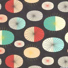 Ninja Cookies - Parasol Pinwheels-Quilt Fabrics from www.eQuilter.com