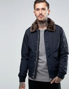 http://www.asos.com/schott/schott-air-bomber-jacket-faux-fur-collar/prd/7013560?iid=7013560