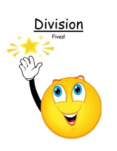 Fern Smith's Math Division Center Game ~ Divide By Fives! ~Over 50 Pages