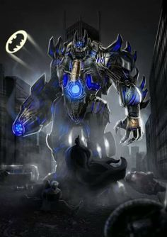 Superman - Google+ - If the Batmobile was a transformer.