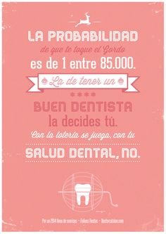 Serie de #Infografías del Doctor Catalán. Muy graciosas: 5 de 5 #Dentista #Odontólogo