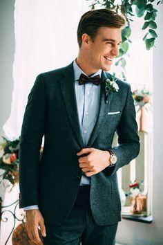 Autumn Vintage Wedding – Holzwerk Kreativatelier – Famous Last Words Green Wedding Suit, Vintage Wedding Suits, Wedding Men, Wedding Groom, Vintage Groom, Vintage Weddings, Men Wedding Attire, Rain Wedding, Wedding Quotes
