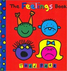 the feelings book emotions circle time